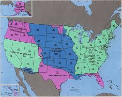 Google Map Of United States by This Map Shows The Land And Territories That Were Once Part Of