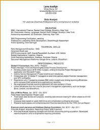 12 data analyst resume template skills based resume