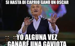 Memes De Los Oscars - los mejores memes que se r祗en del oscar que gan祿 dicaprio glamorama