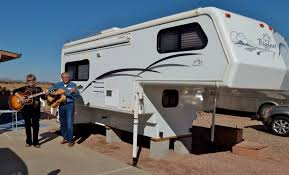 Ford F250 Truck Camper - truck campers getting more in rv travels rolling homes