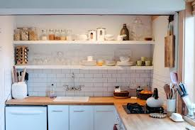 Ideas For Shelves In Kitchen Open Shelves Kitchen Island How To Design A Layout Ideas In