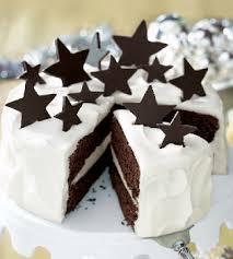 white chocolate truffle chocolate fudge layer cake recipe