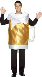 beer mug costume one size oktoberfest u0026 german costumes