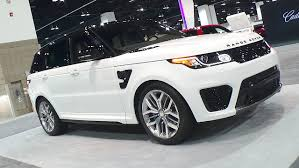 jeep land rover 2015 2016 range rover sport front the fast lane car