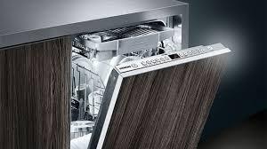 Dishwasher Size Opening Slimline Dishwashers From Siemens Home Appliances