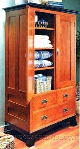sewing armoire armoire plans free plans to build a toy or from sewing machine