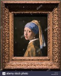 vermeer girl with pearl earring painting johannes vermeer girl with a pearl earring meisje met de parel