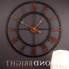 home design wall clocks touch of class within 93 amazing large