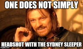 Sydney Meme - one does not simply meme imgflip