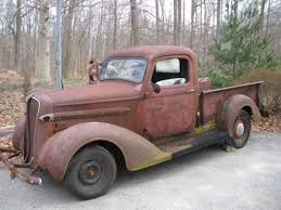 1938 dodge truck jr s 1937 plymouth pt50 up