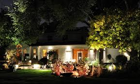 outdoor landscape lighting backyard led l patio furniture solar