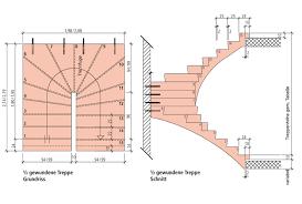 halbgewendelte treppe konstruieren configurateur d escalier normalisées creabeton