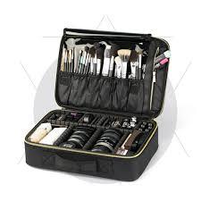 makeup travel bag images Premium pro makeup bag hairdresser nail tools gadgets organizer png