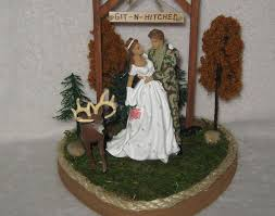 country wedding cake topper charming ideas camo wedding cake toppers inspiration