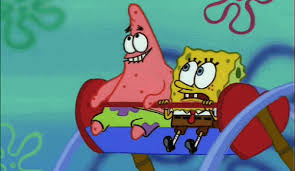 Patrick Moving Meme - patrick and spongebob spongebob and patrick pinterest