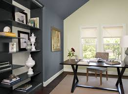 interior paint ideas and inspiration blue accent walls normandy