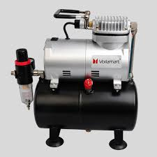voilamart single action dual action 1 6 hp compressor airbrush