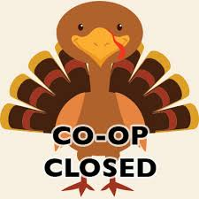 closed thanksgiving day brattleboro food co op