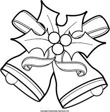 snow angel 3 black white christmas coloring craft pages