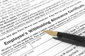withholding tax the basics us tax center