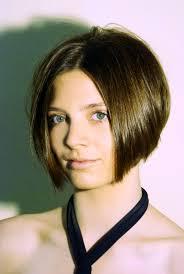 precision hair cuts for women short bob haircut a precision haircut that can be worn sleek or