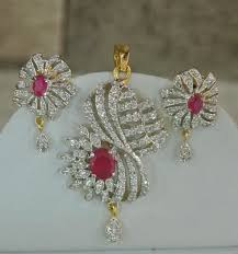 diamond ruby necklace sets images Ruby jewelry pictures jewelinfo4u gemstones and jewellery jpg