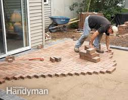 How To Install Pavers Patio How To Cover A Concrete Patio With Pavers Concrete Patios