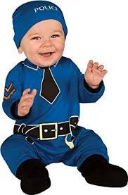 amazon com rubie u0027s costume baby u0027s first halloween policeman 1