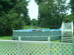 Shirlene Grinnell s blog Metal Frame Pool Liner
