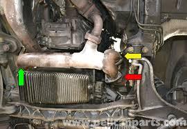 porsche 944 exhaust system porsche 944 turbo exhaust manifold removal 1986 1991 pelican