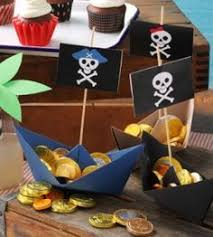 Pirate Decorations Homemade Easy Pirate Cork Boats Craft Foam Water Play And Cork