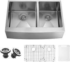 Vigo Kitchen Sink Faucet Vgr3620blk1 In Stainless Steel By Vigo