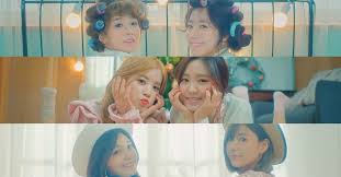 watch apink pairs up in cute teaser video for