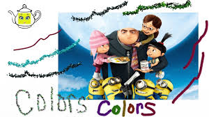 agnes gru and margo gru and edith gru disney despicable me girls