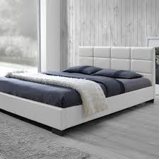 baxton studio vivaldi white queen upholstered bed 28862 6678 hd