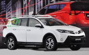 toyota car models 2014 1 18 2014 toyota rav4 white diecast car model livecarmodel com