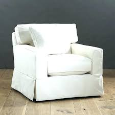 slipcovered chair slipcover for chair and a half cloud slipcover chair and a half and