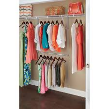 closetmaid double hang closet rod reviews wayfair loversiq