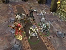 spiele dungeon siege nvidia