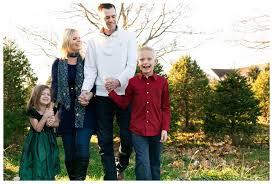 tess u0026 matt family portrait session at bowser u0027s christmas tree