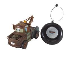 cars characters mater amazon com disney pixar cars little rides radio control mater