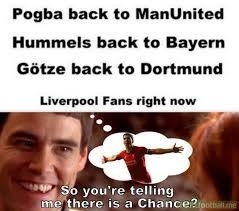 Liverpool Memes - liverpool fans be like soccer memes goal91
