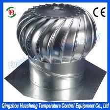 roof vent attic wind turbine roof turbo exhaust fan rotary
