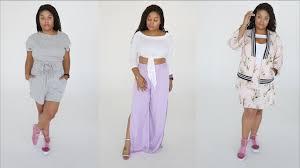 review clothing premme haul review gabifresh x nicolette clothing line