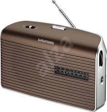 Grundig Toaster Grundig Music 60 Brown Portable Radio Alzashop Com