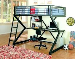 twin metal loft bed with desk and shelving twin metal loft bed with desk twin metal loft bed w desk shelves