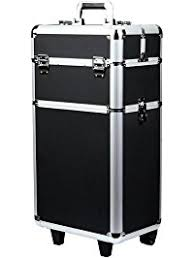 amazon black friday roll away tool boxes amazon com train cases beauty u0026 personal care