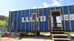 shipping container homes vermont youtube