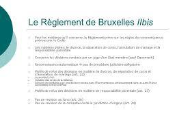 annulation de mariage la reconnaissance en belgique des décisions judiciaires et des