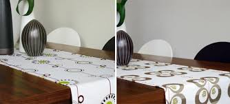 not into diy table cloths buy a modern one design trend